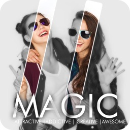 Magic Effect - Filters Photo Collage color changer