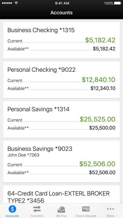 BankPlus Personal Mobile screenshot-0