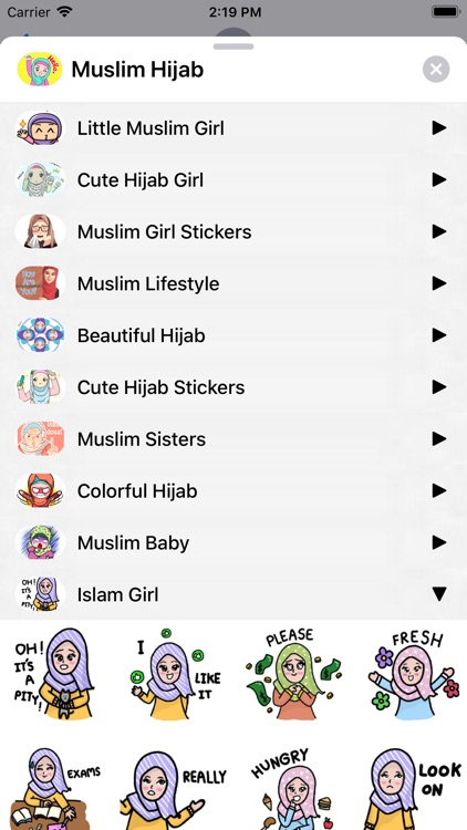 Muslim Hijab screenshot-9