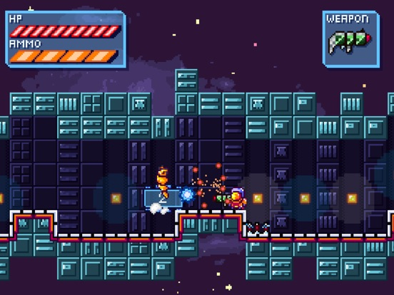 Deep Space | Space-Platformer screenshot 9