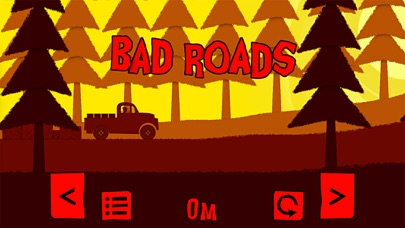Image of Bad Roads for iPhone