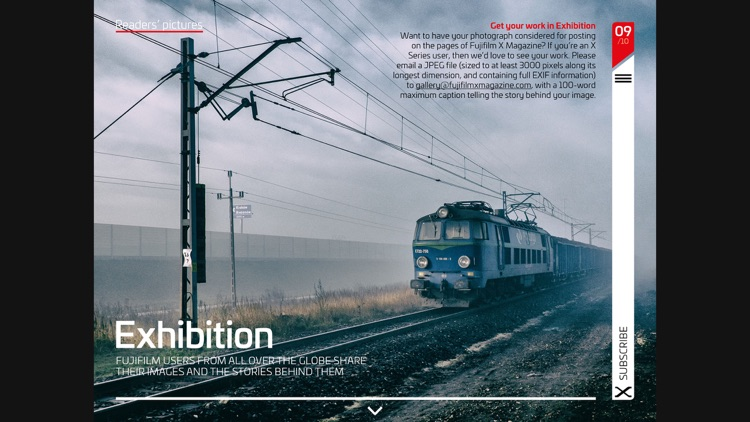 Fujifilm X Magazine screenshot-3