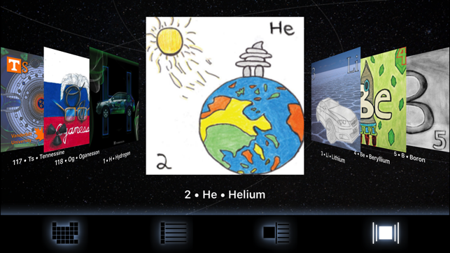 The periodic table project on the app store the periodic table project on the app store urtaz Gallery