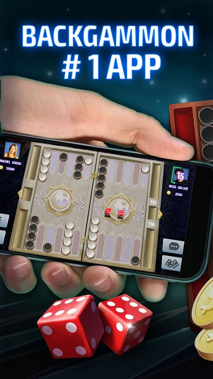 Backgammon Tournament online