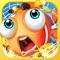 金币捕鱼--2017年最新推出的超好玩捕鱼打鱼游戏。