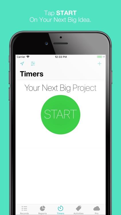 TimeTag - Track Your Time screenshot-0