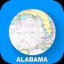 19.Alabama USA Nautical Charts