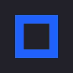 Text On Square Video And Blur Background - SooMov