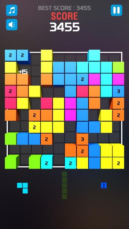 Block Puzzle Mania 3D screenshot-4