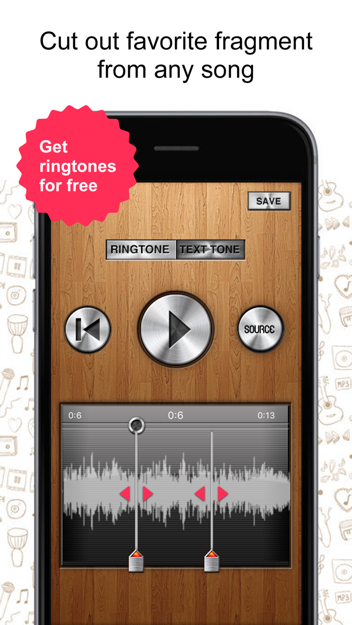 Ringtone Garage Screenshot