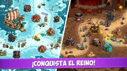 Screenshot for Kingdom Rush Vengeance in Peru App Store