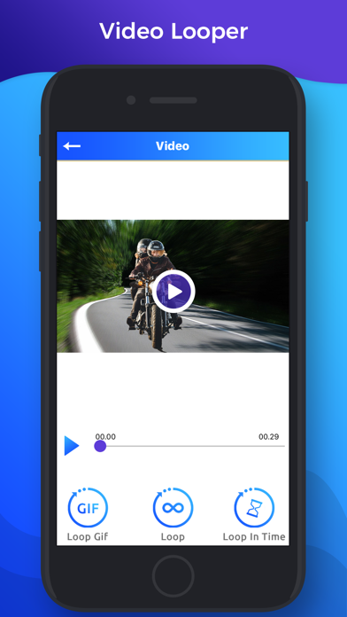 Video Looper - Video to GIFs screenshot one