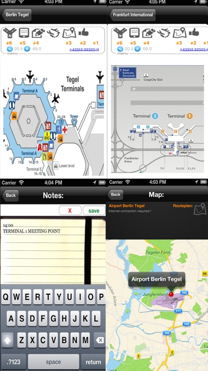 airport-maps screenshot-3