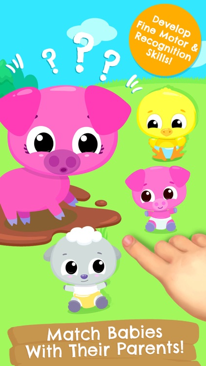 Cute & Tiny Farm Animals screenshot-3