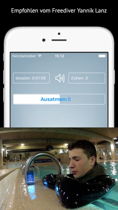 Screenshot for Apnea Trainer in Czech Republic App Store
