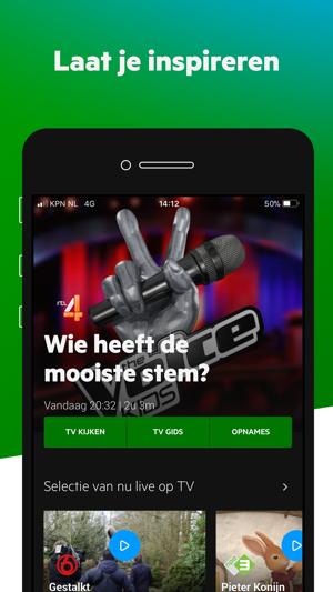 live tv kijken app gratis