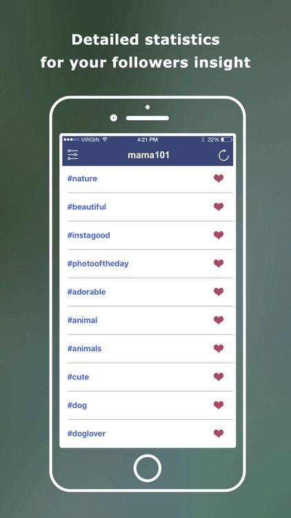 Follow Scouter for Instagram - Followers Analyze