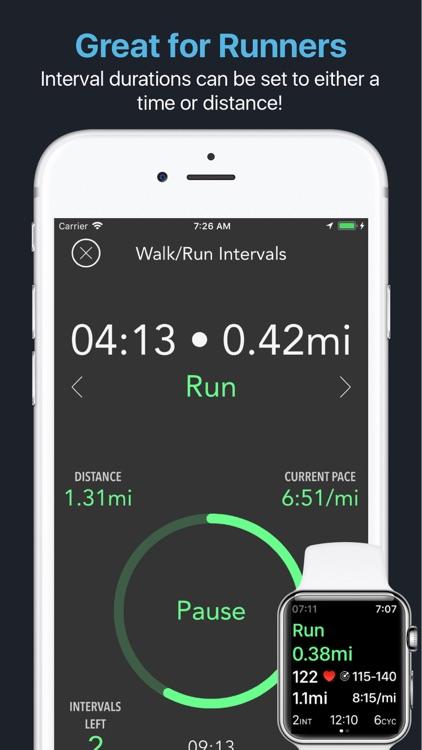Intervals - HIIT Workout Timer screenshot-6