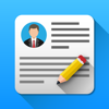 TALENT ACQUISITIONS PTY LTD - Resume Builder: CV Template artwork