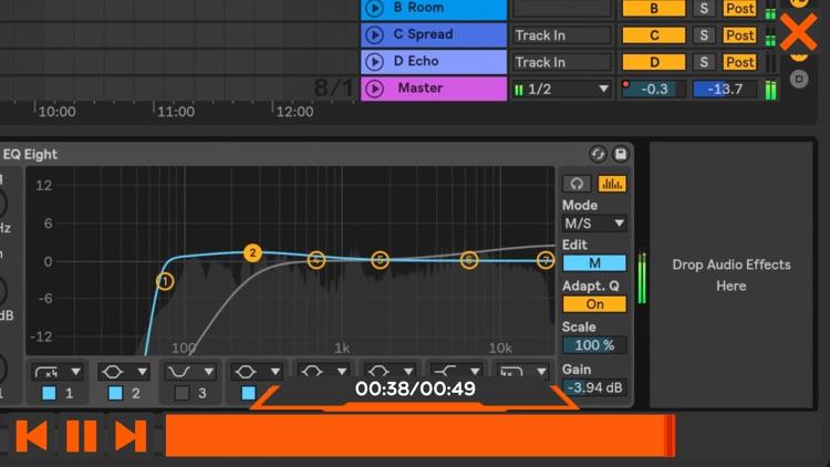 Mixing Tracks Course screenshot-3