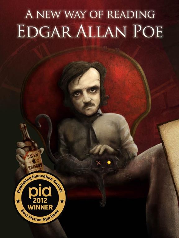iClassics: Edgar A. Poe Vol. 1 screenshot 6
