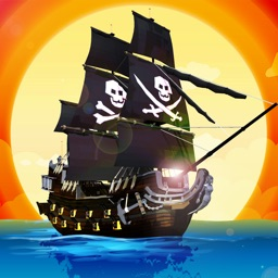 Pirate Ship Craft Simulator 3D