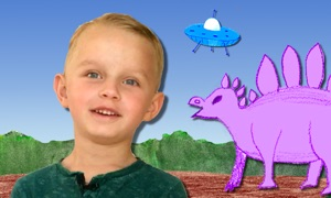 Patrick's Dinosaur: Science & Space