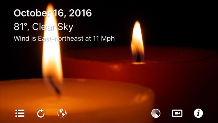 Fireplace 4K - Ultra HD Video screenshot-4