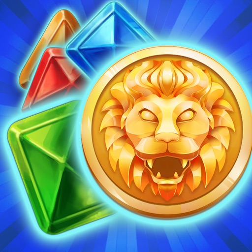 Genies & Jewels - Puzzle Quest Icon