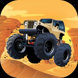 Monster Truck Gold Edition