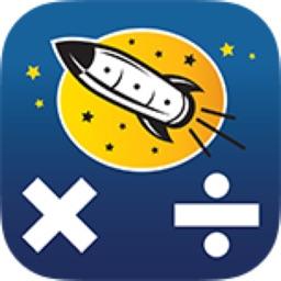Rocket Math Multiply at School