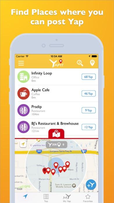Yapit screenshot one