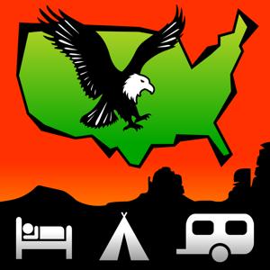 WikiCamps USA app