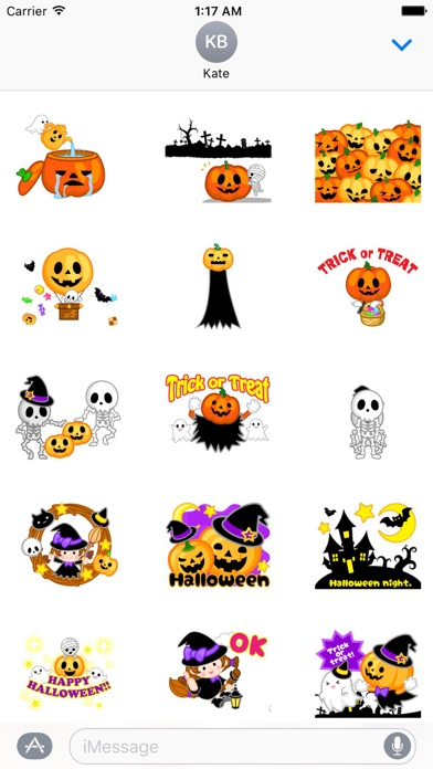 Animated Happy Halloween screenshot 1