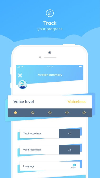 Lyrebird - Mimic your voice screenshot-5