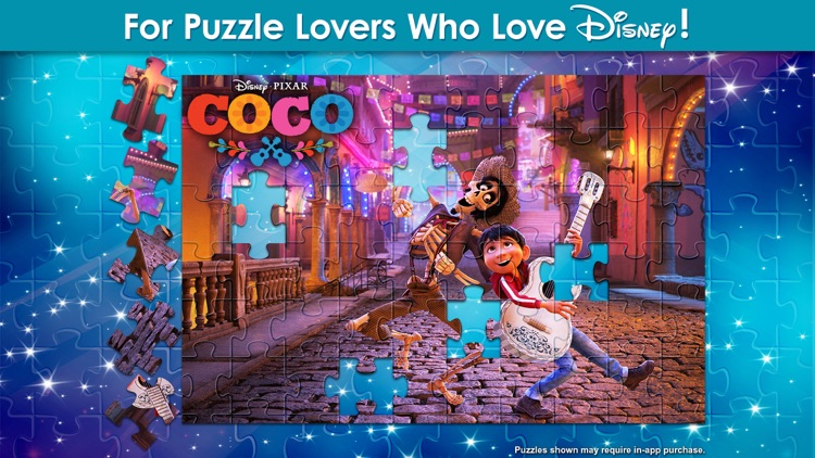 Disney Jigsaw Puzzles! screenshot-0