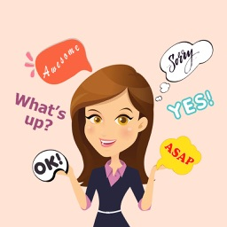 Chit Chat With Bubble Speech Text Stickers
