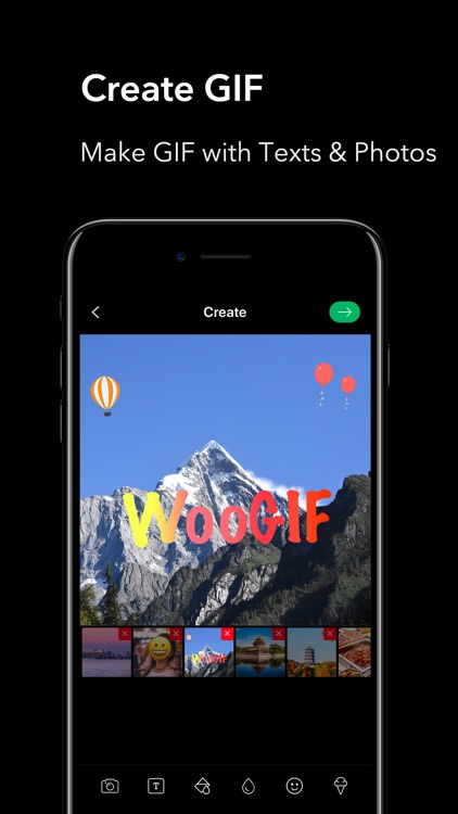 WooGIF Pro-GIF Maker & Splice screenshot-2