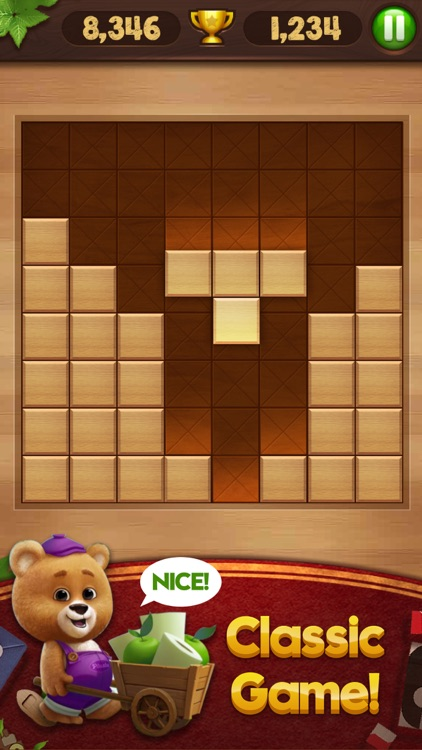 Block Puzzle Wood screenshot-3