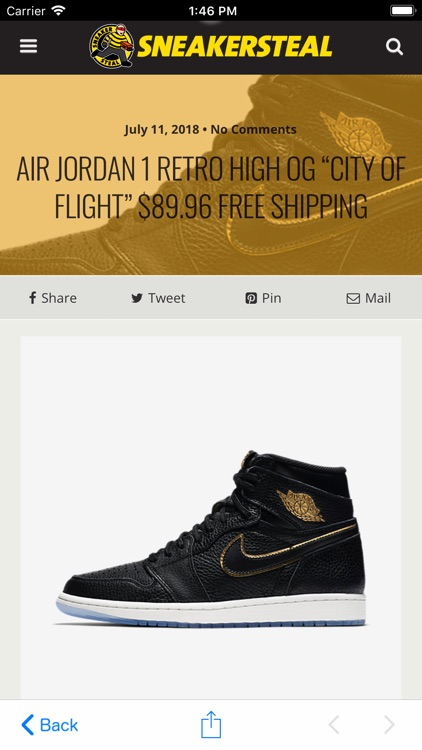 SNEAKERSTEAL screenshot-3
