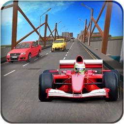 Top Speed Racing Car