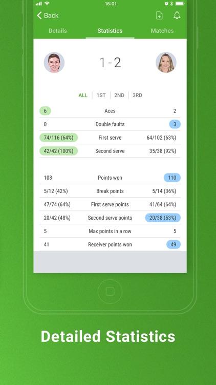 SofaScore Live Sports Results screenshot-9
