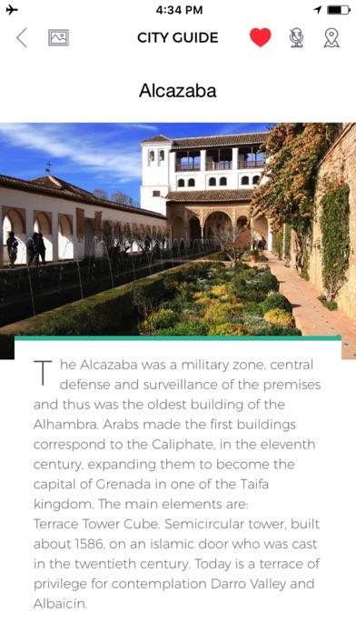 Granada Travel Guide Offline screenshot two