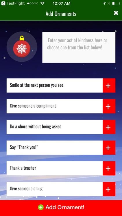 Christmas Tree of Kindness screenshot-3