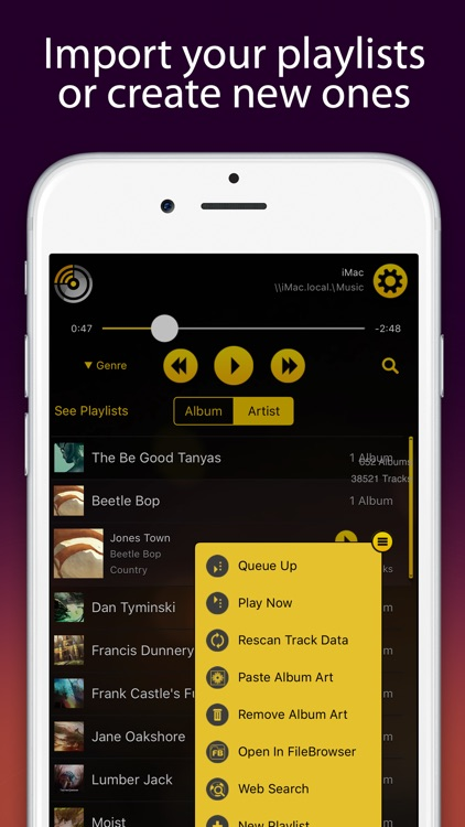 MusicStreamer screenshot-3