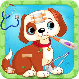 Newborn Baby Pet Care Doctor app