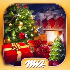 Activities of Hidden Objects Christmas Game