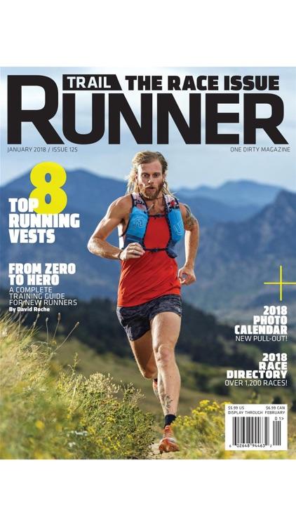 Trail Runner Magazine screenshot-4