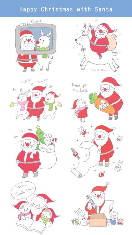 Cute Hand Drawn Christmas Pack