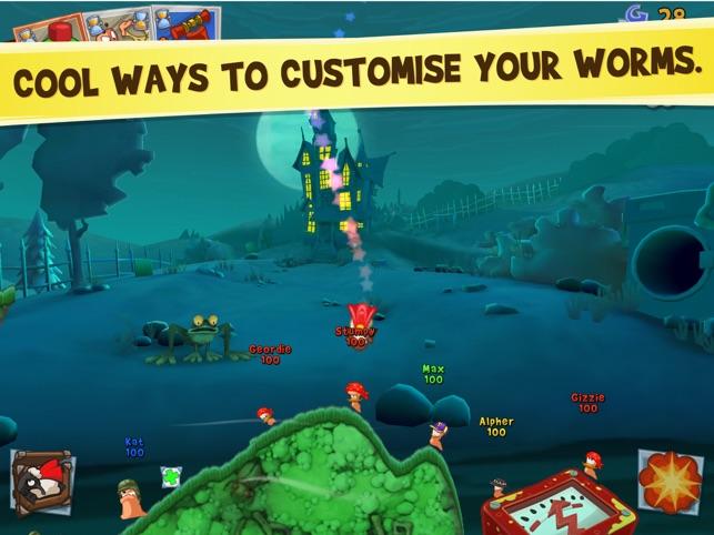 Worms™ 3 Screenshot